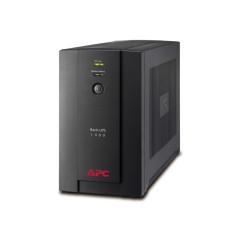 APC BX1400U-MS UPS 700 WATTS / 1400 VA WITH AVR, UNIVERSAL OUTLETS , INPUT 230V OUTPUT 230V , INTERFACE PORT USB