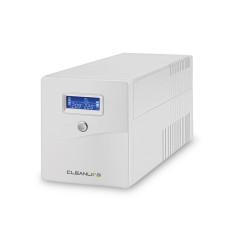 CLEANLINE UPS D-1150J 1150VA 630W LCD BATTERY 2 UNITS