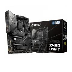 MSI MAINBOARD MEG Z490 UNIFY LGA1200