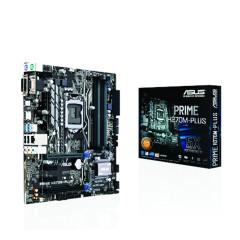 M/B ASUS PRIME H270M-PLUS LGA1151 INTEL H270 PCIE3.0 DDR4 M.2 RAID SUPPORT HDMI,DVI,D-SUB