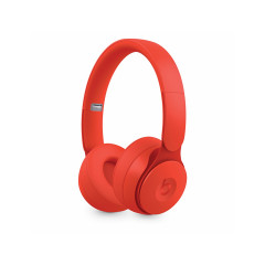 BEATS SOLO PRO WIRELESS ON-EAR HEADPHONES - MORE MATTE COLLECTION - RED