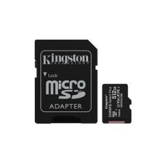KINGSTON SDCS2 512GB MICRO SD CARD CANVAS SELECT PLUS C10 100MB/S READ LIFETIME