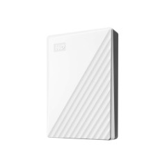 WESTERNDIGITAL HARDDISK EXTERNAL WDBPKJ0050BWT WESN 5TB WHITE 2.5 USB3.2 GEN1 MY PASSSPORT 3YEAR