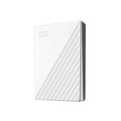 WESTERNDIGITAL HARDDISK EXTERNAL WDBPKJ0040BWT WESN 4TB WHITE 2.5 USB3.2 GEN 1 MY PASSSPORT 3YEAR