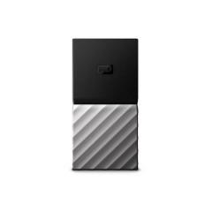 WESTERNDIGITAL HARDDISK EXTERNAL SSD 2.5 WDBKVX0020PSL-WESN 2TB USB3.1 TYPE C TYPE A COMPATIBLA INPROVEDSPEED 540MB/s 3YEAR