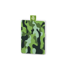 SEAGATE HARDDISK EXTERNAL STJE500407 SSD ONE TOUCH SPECIAL EDITION GREEN 3YEAR