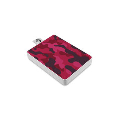 SEAGATE HARDDISK EXTERNAL STJE500405 SSD ONE TOUCH SPECIAL EDITION RED 3YEAR