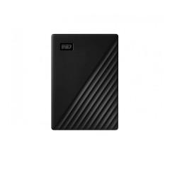 WESTERNDIGITAL HARDDISK EXTERNAL 5TB 2.5 MY PASSPORT WDBPKJ0050BBK-WESN BLACK USB 3.2 GEN1 3 YEAR