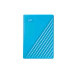 WESTERNDIGITAL HARDDISK EXTERNAL 4TB 2.5 MY PASSPORT WDBPKJ0040BBL-WESN BLUE USB3.2 GEN1 3YEAR