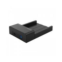 ORICO 6518 SUS3 DOCKING 1 Bay ( USB 3.0 + eSATA )SATAI/II/III HDD CompatibleUSB 3.0 (5Gbps), eSATA (3Gbps) Tool free FunctionSupport 6TB HDD BACK-N