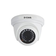 D-LINK DCS-F1612 CAMERA CCTV 2MP Fixed Dome HD Cameras Full HD 1080P Support AHD/ TVI/ CVI/ CVBS Output (OSD)