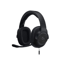 LOGITECH GAMING HEADSET G433 7.1 SURROUND JACK 3.5MM.& USB BLACK 2Y