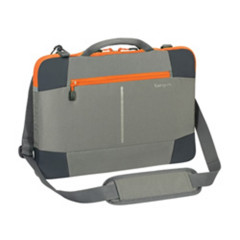 TARGUS BAG TSS88608-71 15.6 BEX II SLIPCASE GRAY-ORANGE