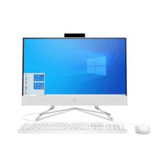 HP 22-df0107d/ i3-10100T /LCD 21.5 FHD AG LED UWVA 3sided/ 8GB/ 256GB SSD/ UMA NWP/ Non-Touch/ HP KBD MUS WDUSB CG/ WHT/ THAI/ W10 Home Plus PPP /3-3-3