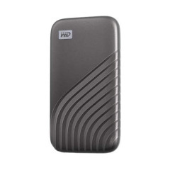 WESTERNDIGITAL HARDDISK EXTERNAL WDBAGF5000AGY-WESN My Passport SSD 500GB, Space Grey, Type-C, USB 3.0, Speed up to 1050 MB/s, 3Y