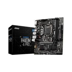 MSI MAINBOARD H410M-A PRO GEN10