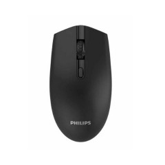 PHILIPS MOUSE WIRELESS 2.4G SPK7404 BLACK