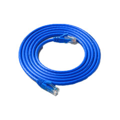Link US-5105-4 Cable RJ45 to RJ45 Patch Cord CAT6/5m. Blue