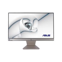 ASUS V222FAK-BA087D AIO  i5-10210U 1.6GH/ 4GB DDR4/ 1TB SATA 5400RPM/ 21.5 FHD (1920x1080)/External DVD/Zen Plastic Golden wired keyboard+mouse/EL/ 3YOSS