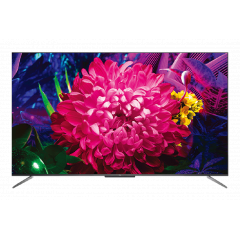 TCL 55 INCH QLED SMART TV ANDROID 9.0 (MODEL 55C715) FULL SCREEN DESIGN - GOOGLE ASSISTANT & NETFLIX & YOUTUBE