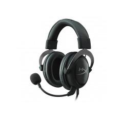 HYPERX GAMING HEADSET CLOUD II GUNMETAL 7.1 SOUND CARD USB & JACK 3.5 MM. 2Y