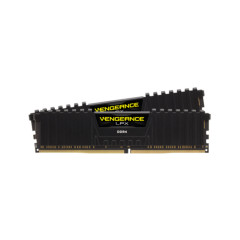 CORSAIR RAM PC VENGEANCE LPX 32GB 16*2 BUS3200 DDR4 BLACK