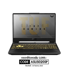 ASUS FA706IU-H7171TS-TUF NOTEBOOK R9-4900H/DDR4 3200 16GB/1TB PCIE SSD/GTX1660ti DDR6 6G/Win10+MCAFEE 1YR/17.3/120Hz/RGB KB/backpack outside/Fortress Gray