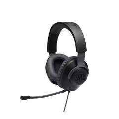 JBL GAMING HEADSET OVER-EAR QUANTUM 100 BLACK