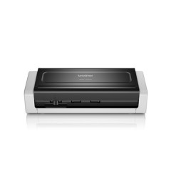 BROTHER SCANNER ADS-1700W 25ppm/50ipm, 2-sided colour scan speed Wireless network connectivity 1Y