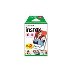 INSTAX MINI FILM 10x2 pks
