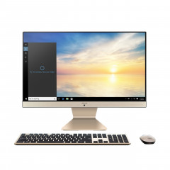 ASUS M241DAK-BA017TS AIO AMD R7-3700U/DDR4 8G/1TB 54R HDD+256G SSD/23.8 FHD LCD/8X S-M DL(EXTERNAL DVD)/WIFI5+BlueTooth/WIN10+office home&student/Keyboard+mouse wireless