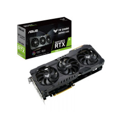 ASUS VGA CARD TUF RTX3060TI O8G GAMING 8GB