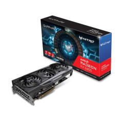 SAPPHIRE VGA CARD NITRO+ AMD Radeon? RX 6800 OC Gaming Graphics Card with 16GB GDDR6