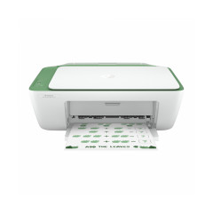 HP PRINTER 2337 ALL IN ONE PRINT SCAN COPY (REPLACE 2135) WHITE-GREEN 1YEAR