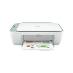 HP PRINTER DESKJET INK ADVANTAGE 2777 GREEN  Print, Copy, Scan Hi-Speed USB 2.0 & Wi-Fi 802.11a/b/g/n 1Y