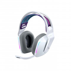 LOGITECH GAMING HEADSET G733 WHITE WIRELESS 7.1 SURROUND