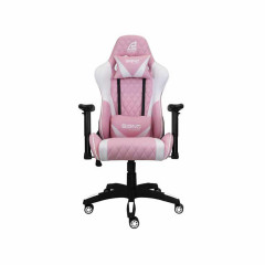SIGNO GAMING CHAIR GC-203 WHITE PINK 1Y