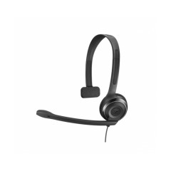 EPOS SENNHEISER ชุดหูฟัง HOME OFFICE HEADSET รุ่น PC7 CHAT TYPE-USB  2Yrs.