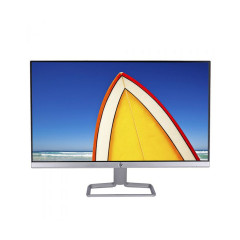 HP MONITOR 24F (3AL28AA) 23.8INCH 60Hz/5MS/IPS/Full HD/Ultra Slim/SILVER-BLACK 3YEAR
