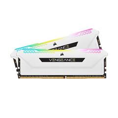 CORSAIR CMH16GX4M2E3200C16W RAM PC VENGEANCE PRO RGB SL 16GB BUS3200 8*2 WHITE
