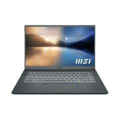 MSI PRESTIGE 15 A11SCX-220TH NOTEBOOK Intel i7-1185G7/DDR IV 8GB*2 (3200MHz)/1TB NVMe SSD/GTX1650 Max-Q, GDDR6 4GB/15.6 UHD (3840*2160), 4K/Win10H/Single backlight KB(White)/Urban Silver