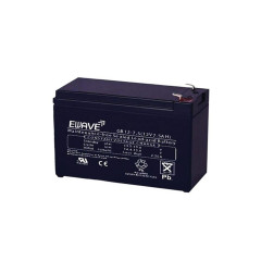 CHUPHOTIC Battery EWAVE GB12-7.5 (T12V7.5Ah) 885Corr. Box