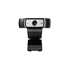 LOGITECH C930E CAMERA คุณภาพระดับ 1080p HD เหมาะสำหรับการประชุมผ่านวิดีโอ ซูมแบบ HD 4 เท่า ประสิทธิภาพยอดเยี่ยมแม้ในที่แสงน้อยด้วย RightLight 3YEARS //