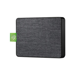 SEAGATE HARDDISK EXTERNAL STJW500401 500GB SSD ULTRA TOUCH BLACK 3YEAR