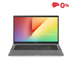 ASUS D533UA-BQ005TS NOTEBOOK AMD R7-5700U/DDR4 16G[ON BD.]/512G PCIE G3X2 SSD/AMD Radeon? Graphics/Backlit KB/Win10/FHD IPS/BACKPACK/Office H&S/INDIE BLACK