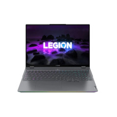 LENOVO LEGION7 16ACHG6-82N6000YTA NOTEBOOK AMD R9 5900HX/RAM 32GB DDR4 3200MHz/SSD 1 TB M.2 NVME/RTX 3080 16GB/16.0 QHD IPS 165Hz/WINDOWS10/BLACK/WARRANTY 4Yr+ADP 2Yr.