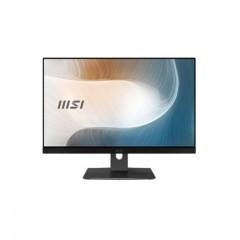 MSI AM241P 11M-051TH AIO Intel i7-1165G7/SO-DIMM DDR4 16GB (8GB*2)/512G M.2 PCIe SSD/23.8 LED FHD 16:9 (1920x1080)/W10M(H)/Adjustable Stand/Wireless KB+M/MSI FHD ProCam/3 Yrs Warranty