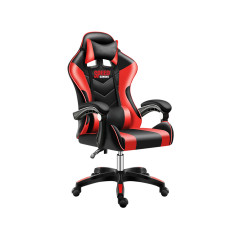 SPEED GAMING CHAIR SPGX1 SHADOW 135 Degree Armrest unAdjustable 100mm Gaslift Maximum Weight 100 KG 350 Painting base RED BLACK 1Y
