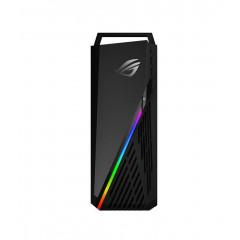 ASUS G15DK-53600X015T Gaming PC AMD R5-3600X/DDR4 3200 8G/512G PCIE G3 SSD/NV GTX1660S/4GD6(AS)/500W 80+ BRONZE/65W FAN COOLER/WIFI6(802.11 AX)2*2+BT/WIN10/Star Black/3 yrs On-Site