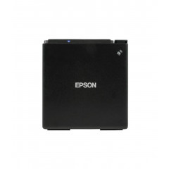 EPSON PRINTER THERMAL TM-M30-322 WIRELESS BLACK  Paper Roll Size : 58 mm. Width Lifetime Capacity : 360,000 hours (60 millions sentences) Product Weight : 2.15 kg.1YEAR
